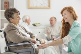 healthcare care home